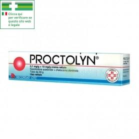 PROCTOLYN CREMA RETTALE EMORROIDI 30g