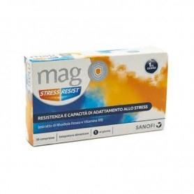 MAG STRESS RESIST INTEGRATORE MAGNESIO E VITAMINE 30 COMPRESSE